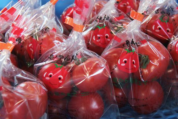 フルーツトマト(ともちゃんトマト)